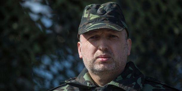 Турчинов: Украинским военным удалось занять новые позиции врайоне Светлодарской дуги