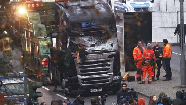 Берлинским террористом может быть выходец изТуниса
