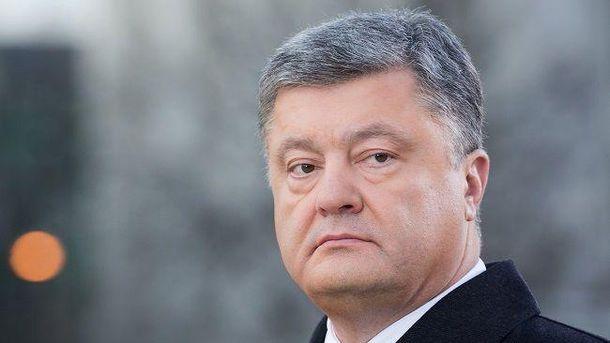 Порошенко: «Рассчитываю, что режим предотвращения огня останется на-постоянно»