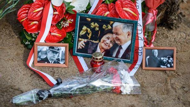 Польша проситРФ предоставить стенограммы изсамолета Качиньского