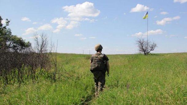 Двое украинских военных, пропавших взоне АТО, попали вплен— штаб