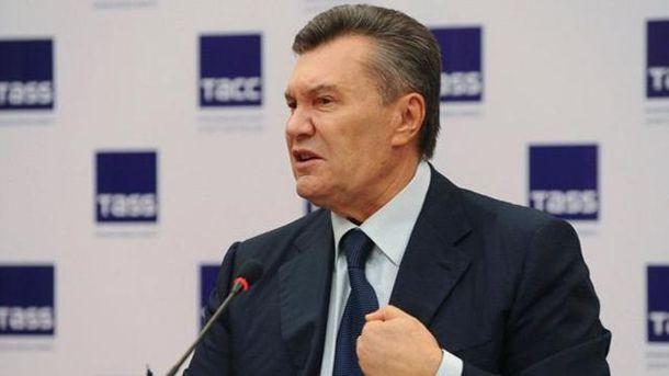 Суд столицы Украины отказался допрашивать Януковича повидеосвязи поделу огосизмене