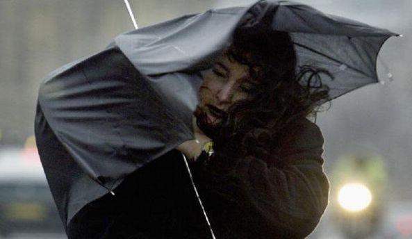 Синоптики объявили штормовое предупреждение вУкраинском государстве