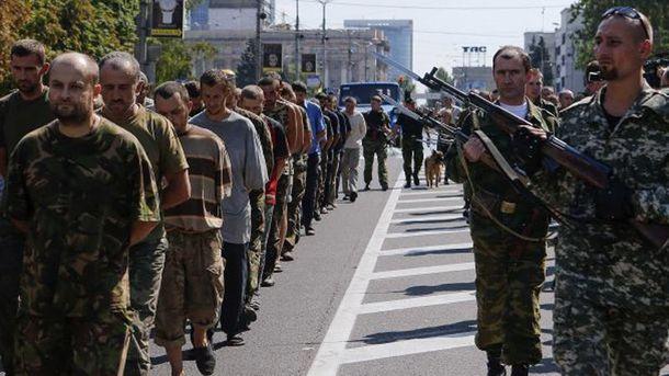 Боевики ДНР-ЛНР подтвердили готовность кобмену пленными