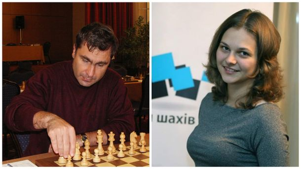 Украинцы лидируют настартеЧМ побыстрым шахматам