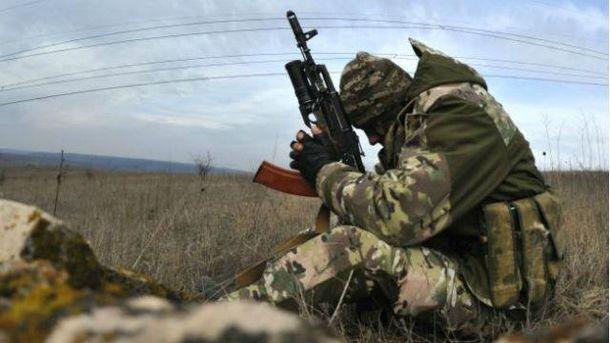 Боевики продолжают вести огонь попозициям ВСУ— АТО