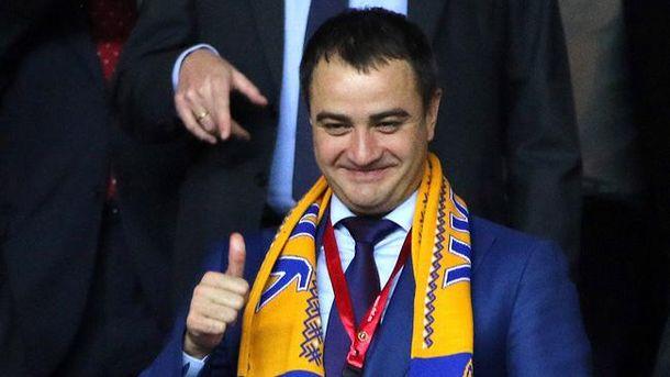 Президент Федерации футбола Украины рассчитывает наперенос ЧМ-2018 из РФ