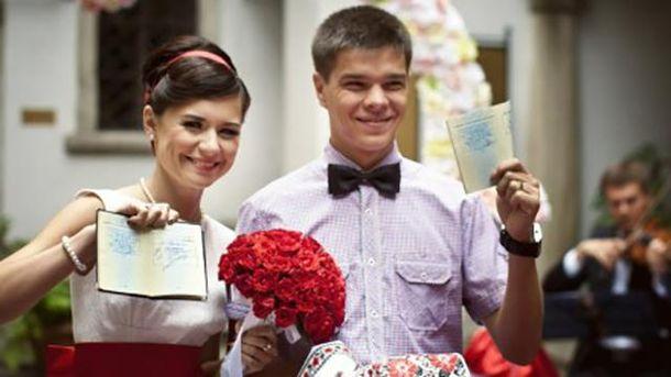 Вкаких городах Украинского государства можно пожениться засутки?