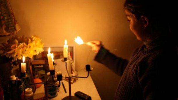 ВКрыму почти тридцать тыс. человек остались без света