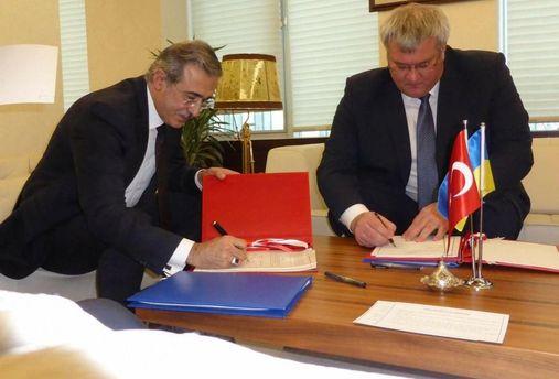 Турция выделит украинской армии неменее 3млндолл. —посол