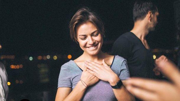 Лещенко зробив пропозицію коханій у Римі