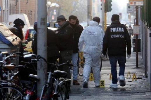 ВоФлоренции в итоге взрыва бомбы пострадал полицейский