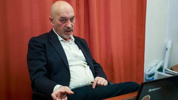 Тука: Мои ожидания оптимистичны. втечении следующего года Украина возвратит Донбасс