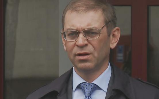 ГПУ расследует отрывок «свинтовкой Пашинского» Дела времен Евромайдана