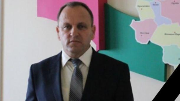 ВСумской области вДТП умер председатель райсовета