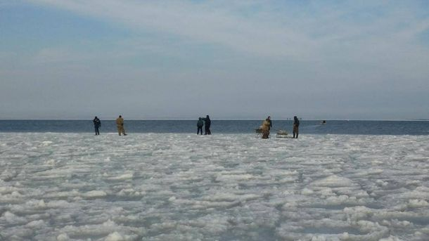 ВЗапорожской области нальдине забрало 12 рыбаков
