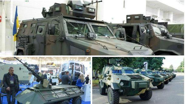Частину з них вже експлуатують українські силові органи