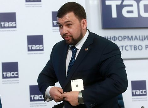 Один изглаварей «ДНР» объявил обизменении вформуле обмена заложниками