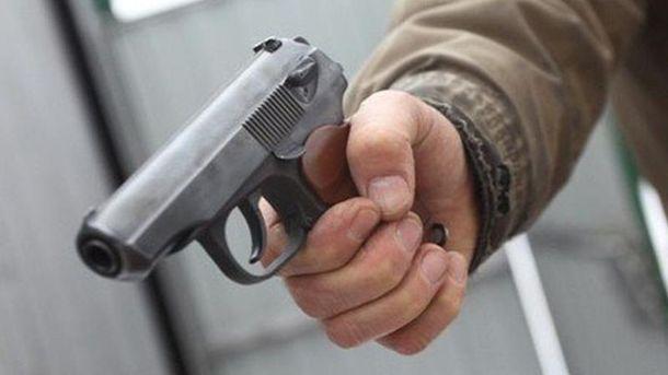 Вцентре украинской столицы устроили стрельбу, имеется пострадавший