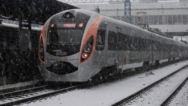 Наподъезде кЛьвову сломался поезд «Интерсити»
