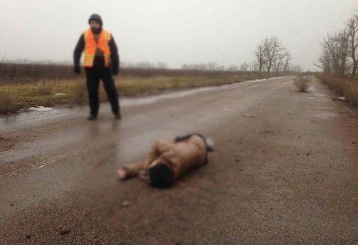 НаДонетчине найдено тело девушки, убитой боевиками