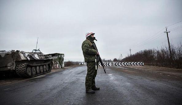 Боевики «ЛНР» подорвались насобственных минах