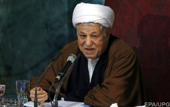 Скончался экс-президент Ирана Акбар Хашеми Рафсанджани