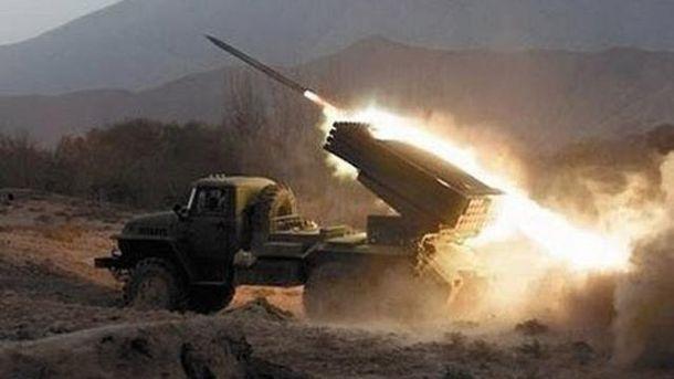 Взоне АТО вРождество ранены трое бойцов ВСУ
