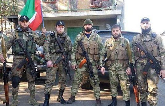 ВДонбасс для усмирения боевиков завезли «кадыровцев»