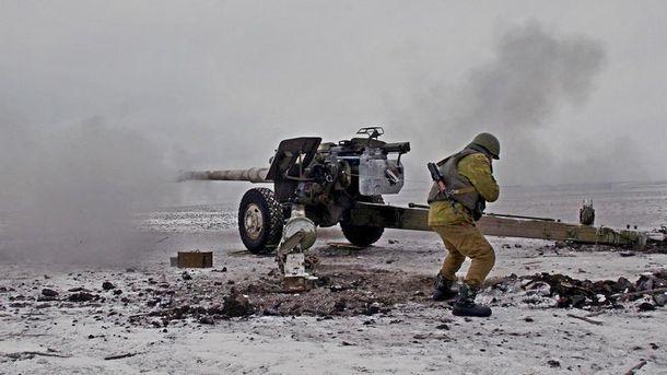 Всубботу трое военнослужащих ВСУ получили ранения взоне АТО