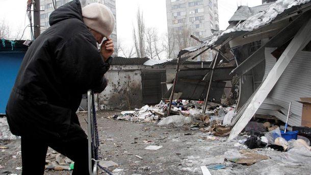 Жизнь на Донбассе: счастье для несчастных
