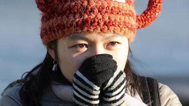 Носіть шапку взимку