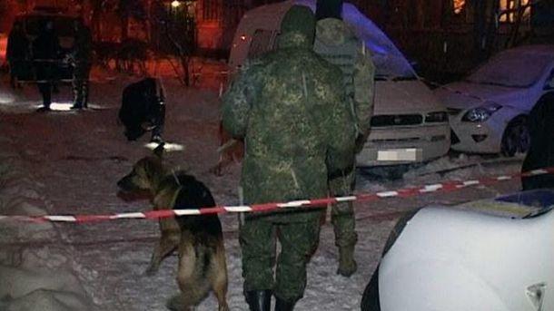 ВДнепровском районе украинской столицы убит 40-летний мужчина