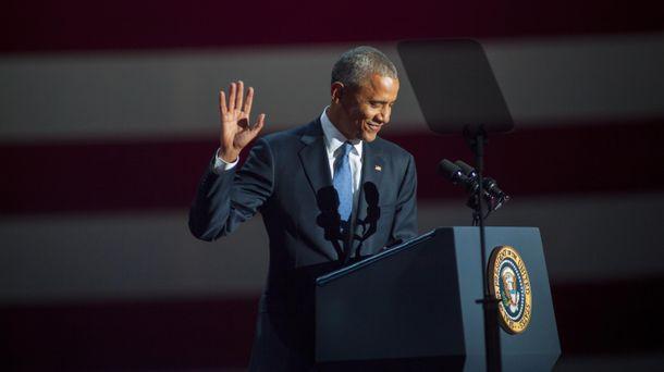 Прощальный твит Обамы стал наиболее популярным почислу лайков