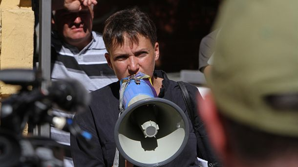 МИДРФ: Всписках пленных Савченко числятся уже освобожденные жители России