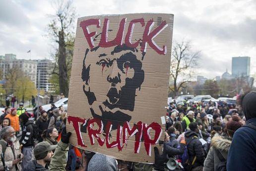 Активисты пригрозили сорвать церемонию инаугурации Трампа