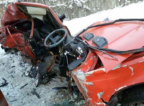 ВХмельницком случилось ДТП сучастием маршрутки: семеро пострадавших