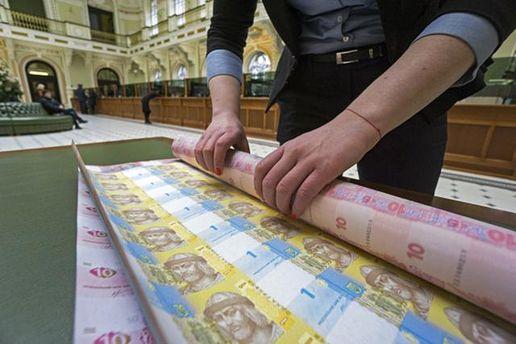 Гривна дешевеет из-за сокращения поступлений иностранной валюты— НБУ