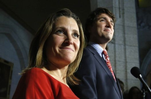 Руководство Канады непланирует рассматривать возможность снятия санкций с Российской Федерации