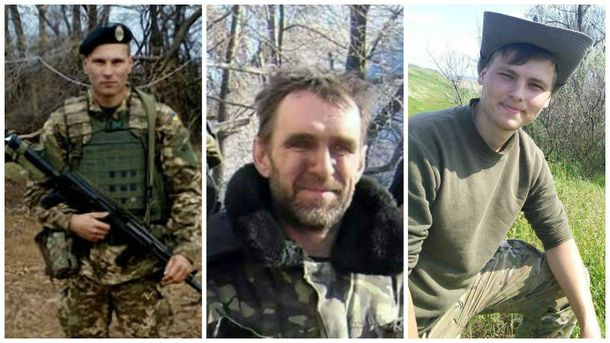 Трое морских пехотинцев вДонбассе подорвались нарастяжке