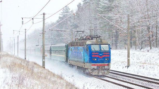 Укрзализныця запустит 1-ый ночной поезд свагонами-трансформерами