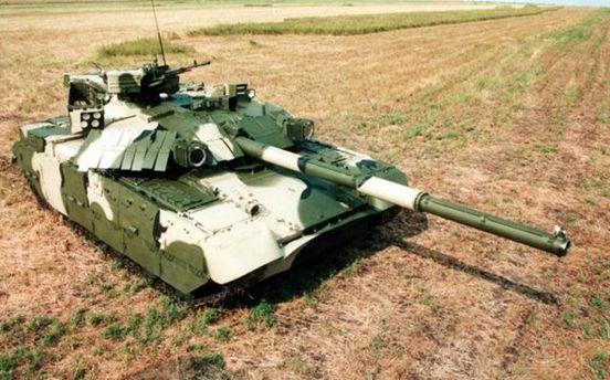 Завод Малышева передаст танки Таиланду