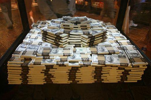 Состояние 8 богатейших предпринимателей достигло размера накоплений 3,5 млрд человек