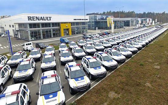 Бренд Renault – лідер автомобільного ринку України другий рік поспіль