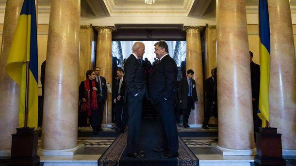 Джо Байден в Украине: коротко о главном