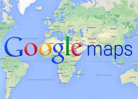 Шулер на ім'я Google Maps, або Чий Крим на картах