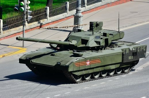 Поход танка