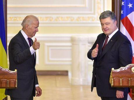 Визит американского гостя: с чем и зачем приехал в Киев вице-президент США
