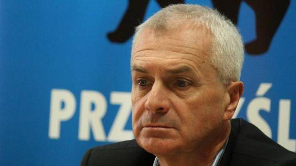 Украина напят лет запретила заезд встрану мэру польского Перемышля
