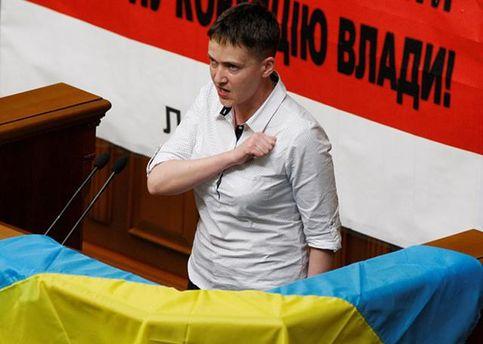 Скандал і виключення Савченко та вогневі точки Росії в Криму, – головне за добу